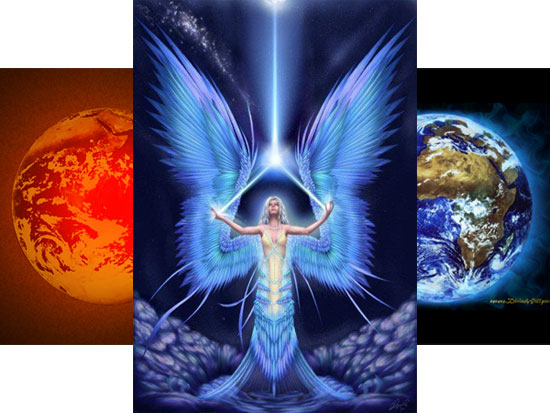 Request a Private Spiritual Healing Session with Lynn McGonagill, Channel for Angelically guided multi-dimensional energy healing